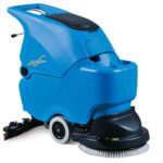 Johnny Vac - Auto Floor Scrubber with Battery and Charger