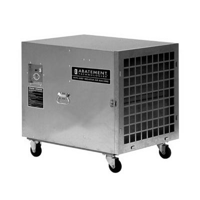 Negative Air Machines Rental 2 000 Cfm 780 475 4707